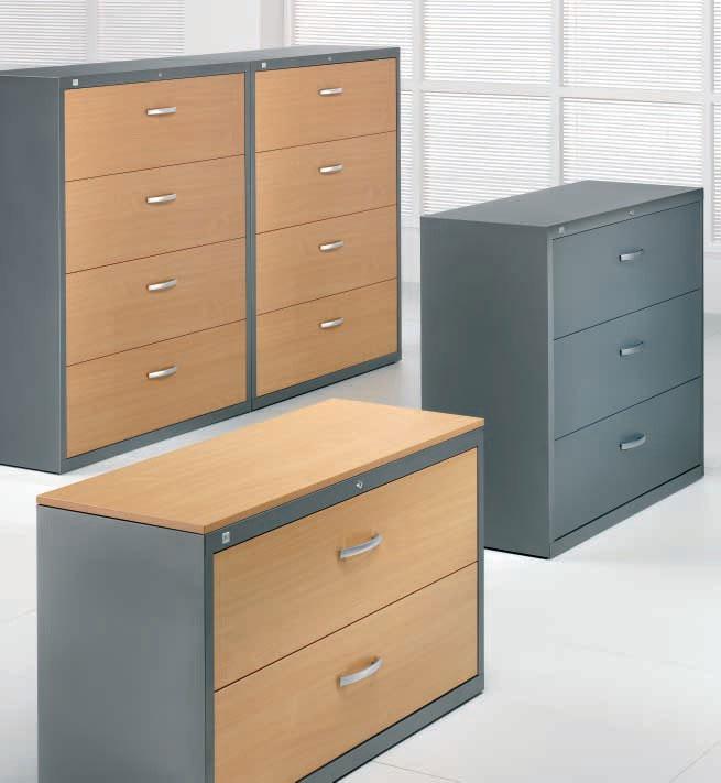 archivadores cajoneras y lockers muebles bogota muebles