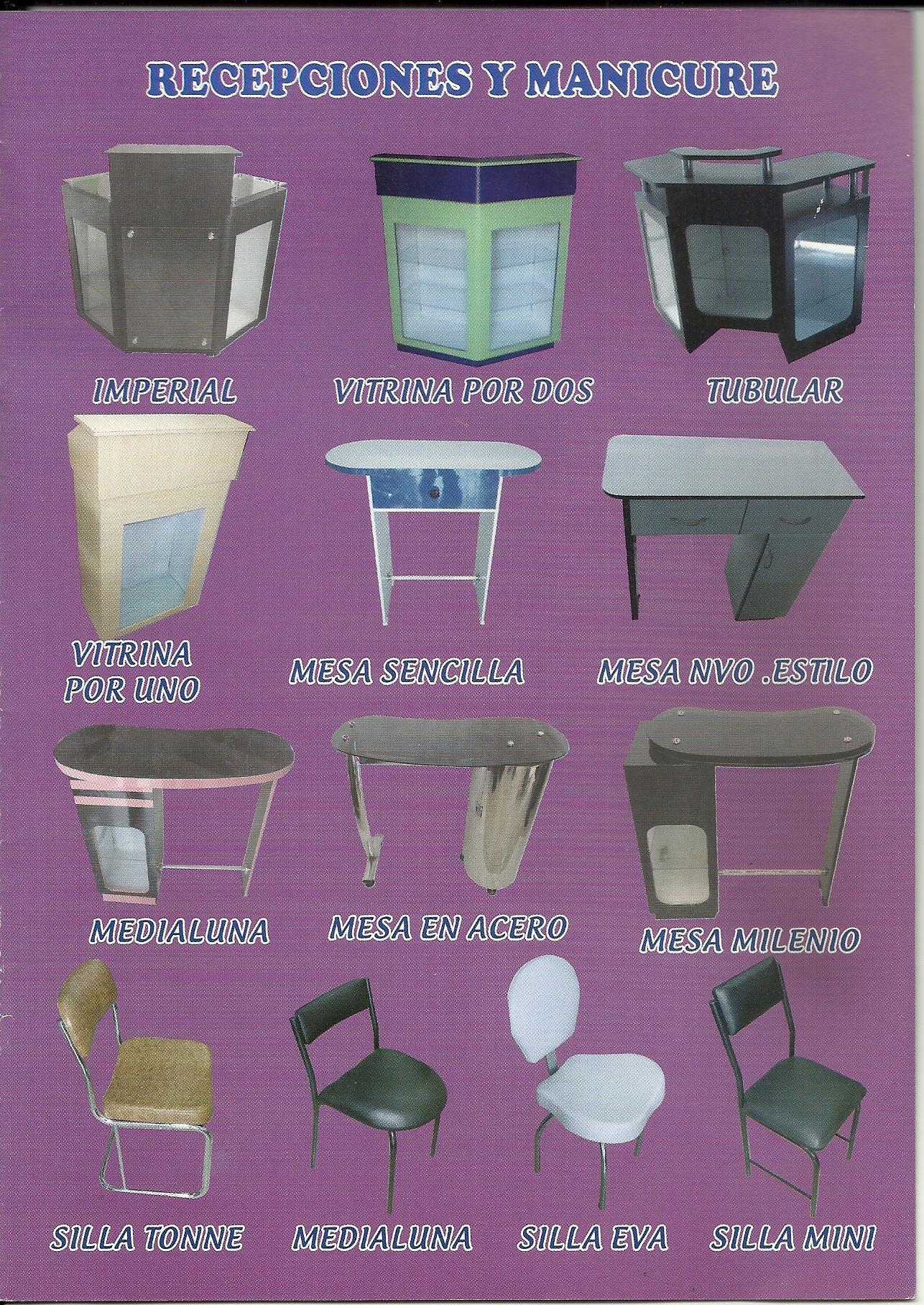 Peluqueria Muebles Bogota Muebles Oficina Sillas Archivadores # Muebles Peluqueria Bogota