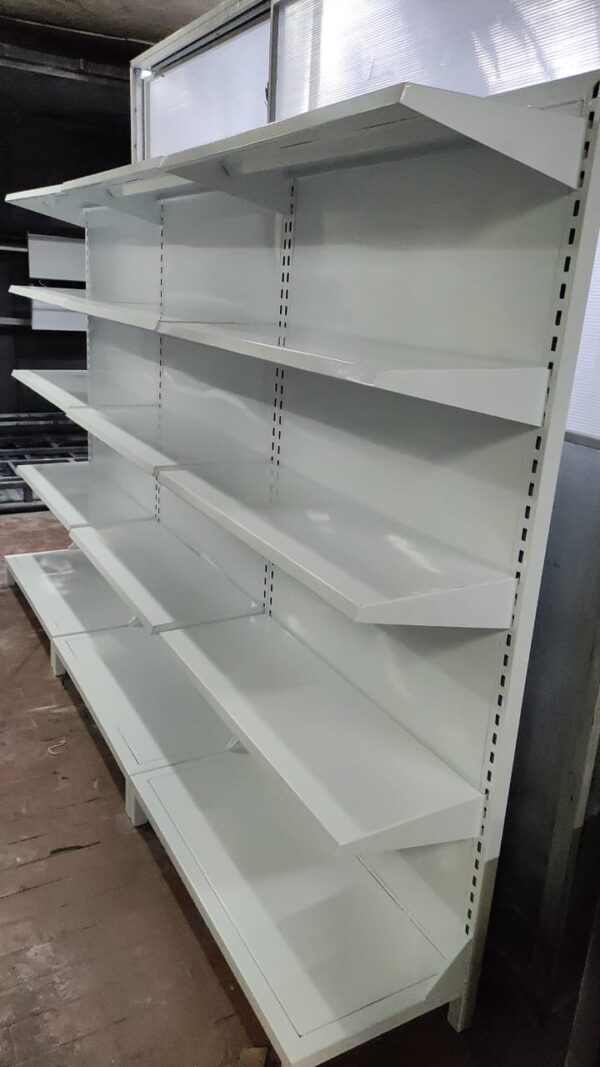 gondola de supermercado